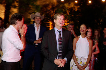 Rhys Coiro HISTORY Celebrates Epic New Miniseries 'Texas Rising' With Red Carpet at the Alamo