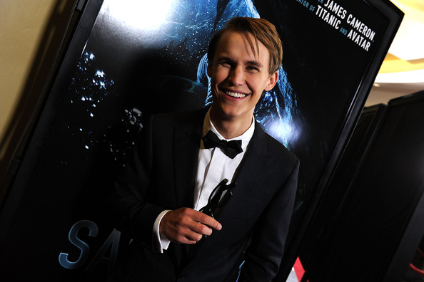 Rhys Wakefield Pictures - Premiere Of Universal Pictures ...