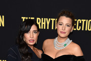 """Reed Morano and Blake Lively attend the screening of """"The Rhythm Section"""" at Brooklyn Academy of Music on January 27, 2020 in New York City."""