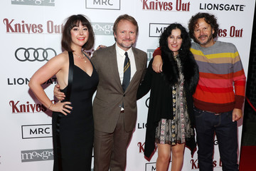 Rian Johnson Audi Canada, Lionsgate, Mongrel Media, And MRC Co-Host Event For 'Knives Out'
