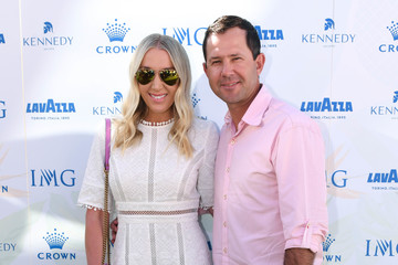 Rianna Ponting Australian Open Players Party