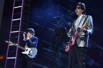 Ric Ocasek 33rd Annual Rock & Roll Hall Of Fame Induction Ceremony - Show
