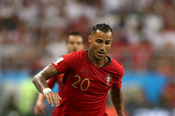 Ricardo Quaresma Iran Vs. Portugal: Group B - 2018 FIFA World Cup Russia