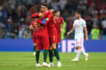Ricardo Quaresma Portugal Vs. Spain: Group B - 2018 FIFA World Cup Russia