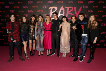 Riccardo Mandolini Netflix's 'Baby' World Premiere Afterparty In Rome