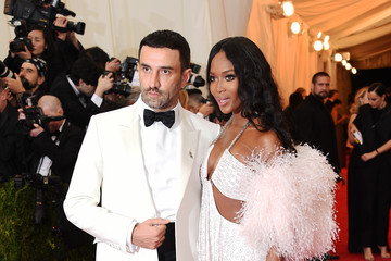 Riccardo Tisci Red Carpet Arrivals at the Met Gala — Part 3