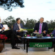 Rich Lerner The Masters - Round One