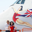 Dita Von Teese Richard Branson Photos