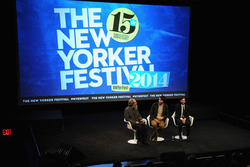 "Richard Brody The New Yorker Festival 2014 - ""Listen Up Philip"" Post-Screening With Jason Schwartzman and Alex Ross Perry, Interviewed by Richard Brody"
