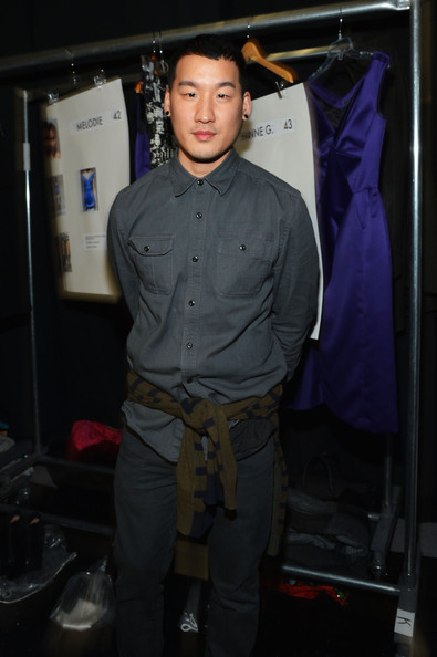 Richard Chai Love & Richard Chai Men's - Backstage - Fall 2013 Mercedes-Benz Fashion Week
