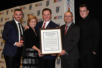 Richard Childress NASCAR Hall of Fame Class of 2017 Induction Ceremony