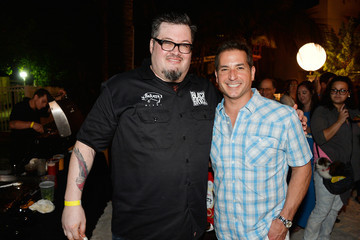 Richard Hales Thrillist's BBQ & The Blues Hosted By Bobby Deen - Food Network South Beach Wine & Food Festival