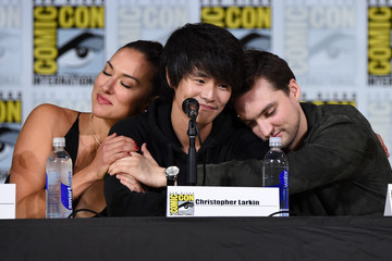 Richard Harmon Comic-Con International 2017 -  'The 100' Panel