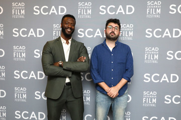 "Richard Lawson 22nd SCAD Savannah Film Festival - Aldis Hodge Discovery Award Presentation And ""Clemency"" Q&A"