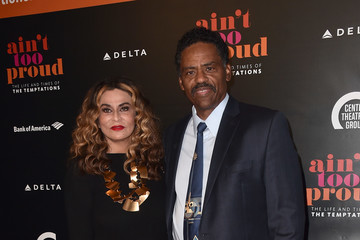 Richard Lawson Opening Night Of 'Ain't Too Proud - The Life And Times Of The Temptations' - Arrivals