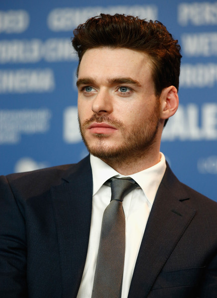 Richard Madden Richard Madden attends the  Cinderella  press    Richard Madden
