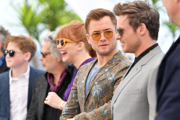 """Richard Madden Kit Connor """"Rocketman"""" Photocall -The 72nd Annual Cannes Film Festival"""