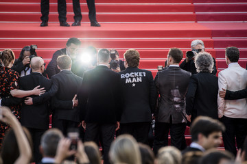 Richard Madden Kit Connor Colour Alternative View - The 72nd Annual Cannes Film Festival