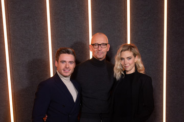 Richard Madden BOSS Womenswear & Menswear - Backstage - February 2019 - New York Fashion Week