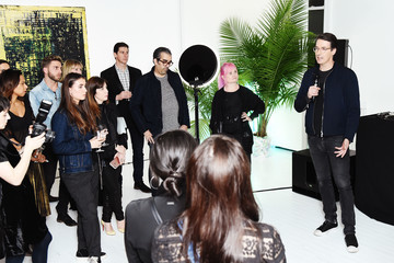Richard Phillips MTV RE:DEFINE 2017 - Private Preview And Auction Launch