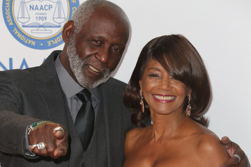 Richard Roundtree 47th NAACP Image Awards Presented By TV One - Arrivals