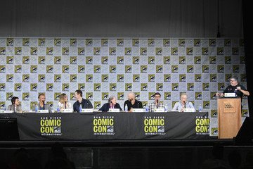 Richard Sammel Comic-Con International 2017 - 'The Strain' Screening And Q+A