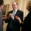 Richard Shelby Senate GOP And Democrats Hold Weekly Policy Luncheons