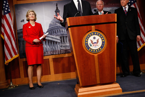 Kay Bailey Hutchison Quotes: Richard Shelby And Saxby Chambliss Photos Photos