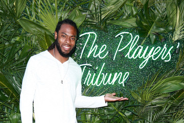 Richard Sherman The Players' Tribune Hosts Players' Night Out 2017