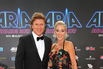 Richard Wilkins 31st Annual ARIA Awards 2017 - Arrivals