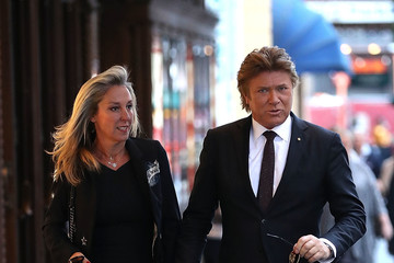 Richard Wilkins Australian Entertainment Greats Attend Memorial For Harry M. Miller Memorial