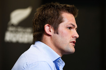 Richie Mccaw Richie McCaw Announces Retirement From Rugby Union