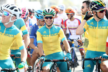 Richie Porte Cycling - Road - Olympics: Day 1