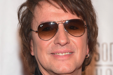 Richie Sambora Musicians Gather at the Songwriters Hall of Fame 46th Annual Induction and Awards