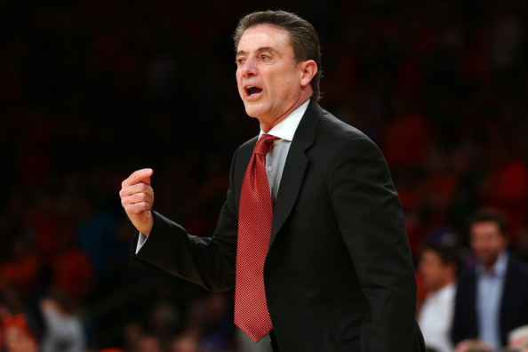 Rick Pitino effectively fired as Louisville basketball coach