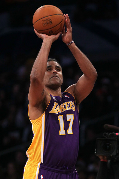 The Haier Shooting Stars Competition. In This Photo: Rick Fox