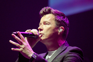 Rick Astley 'We Are Manchester' Benefit Concert at Manchester Arena