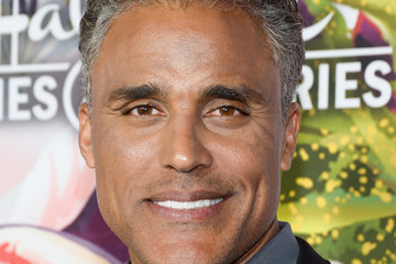 Rick Fox Hallmark Channel and Hallmark Movies and Mysteries Winter 2018 TCA Press Tour - Red Carpet