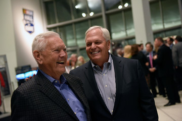 Rick Hendrick NASCAR Hall of Fame Class of 2017 Welcome Dinner