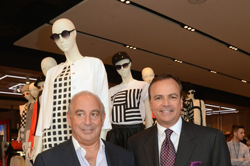 Rick J. Caruso Topshop Topman LA Grand Opening At The Grove