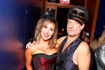 Rick Leventhal Ketel One Vodka And The Fleur Room Host Halloween In The Garden Of Good And Evil