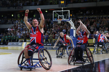 Rick Powell Invictus Games - Day Three - Wheelchair Basketball