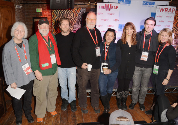 UCLA/The Wrap Sundance 2013 Panel - Park City 2013