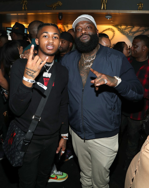 Rick Ross and DDG Photos Photos - Epic Records Presents Epic