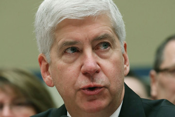 Rick Snyder Michigan Gov Rick Snyder Testifies at House Hearing on Flint Water Crisis