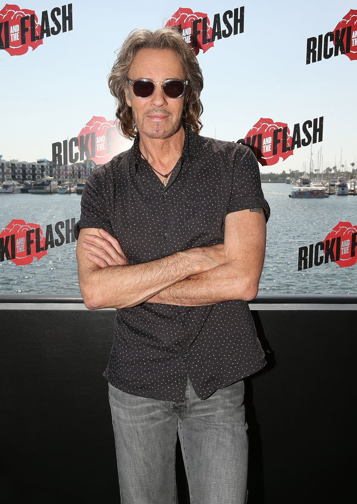 Rick Springfield Rick Springfield Rocks The Boat For Ricki