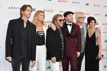 Rick Springfield 2020 Musicares Person Of The Year Honoring Aerosmith - Arrivals
