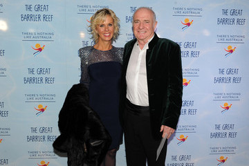 Rick Stein Great Barrier Reef with David Attenborough - Guest Arrivals on Sand Red Carpet