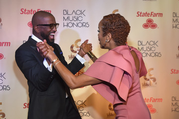 Rickey Smiley 2017 Black Music Honors - Arrivals