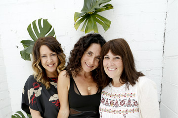 Ricki Lake Mandy Ingber's 'Yogalosophy for Inner Strength' Book Launch Party